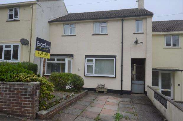 3 Bedrooms Terraced House for sale in Raleigh Avenue, Chelston, Torquay, Devon