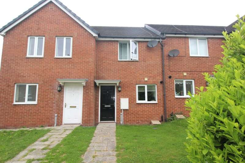 2 Bedrooms Terraced House for sale in Croft Close, Greencroft, Stanley, DH9