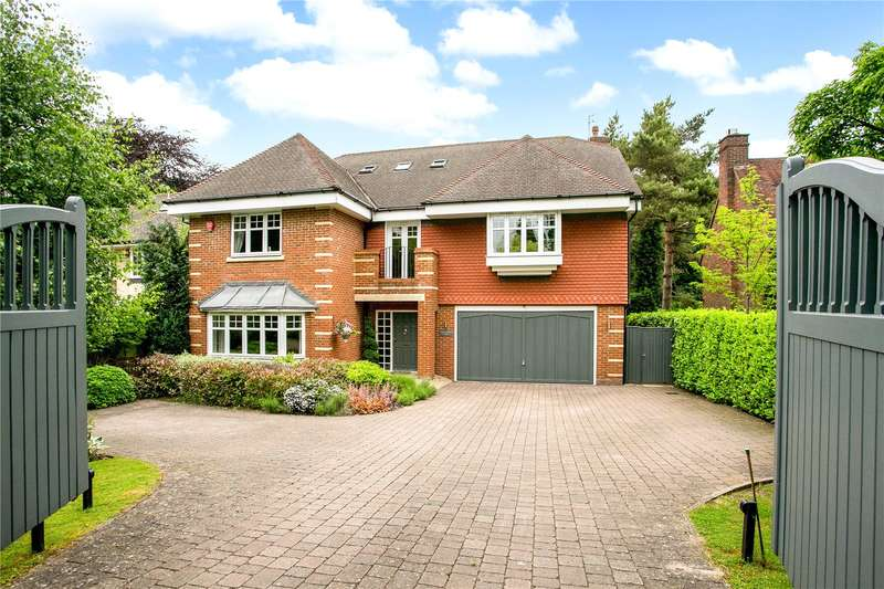 7 Bedrooms Detached House for sale in Clifton Road, Amersham, Buckinghamshire, HP6