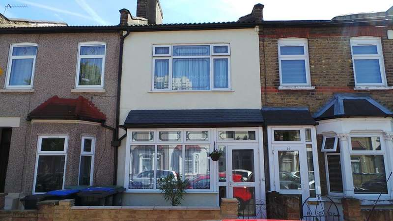 2 Bedrooms Terraced House for sale in Nelson Road, Edmonton, London, N9