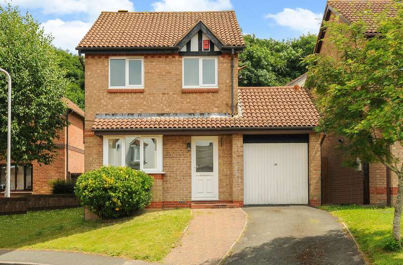 3 Bedrooms Detached House for sale in Barnfield Drive PL7
