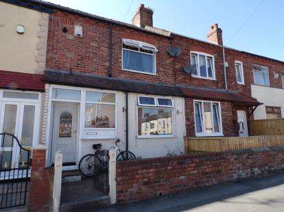 3 Bedrooms Terraced House for sale in Chester Street, Widnes, Cheshire, WA8