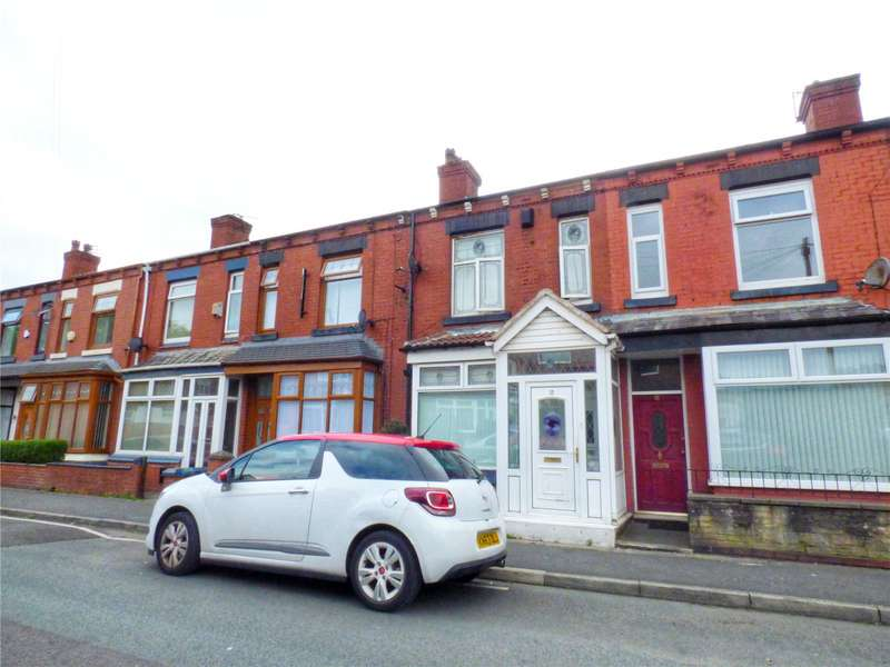 2 Bedrooms Terraced House for sale in School Road, Hollinwood, Oldham, Greater Manchester, OL8