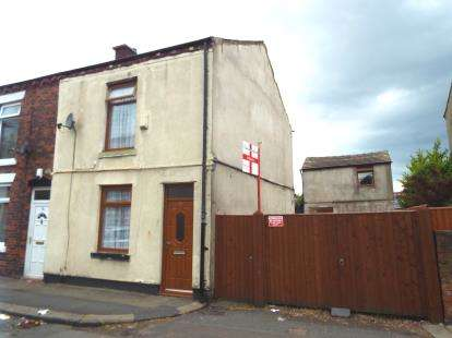 2 Bedrooms End Of Terrace House for sale in Bridgewater Street, Little Hulton, Manchester, Greater Manchester