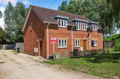 2 Bedrooms End Of Terrace House for sale in Braydon Avenue, Little Stoke, Bristol, Gloucestershire