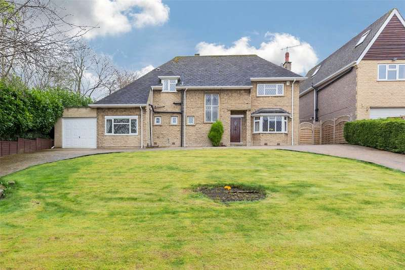 4 Bedrooms Detached House for sale in Lyndhurst Road, Brincliffe, Sheffield, S11
