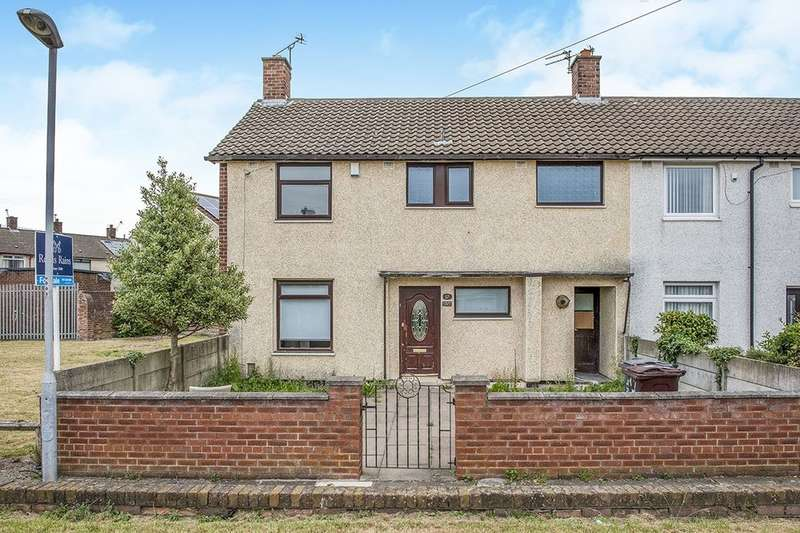 3 Bedrooms Terraced House for sale in Dalry Walk, Liverpool, L32
