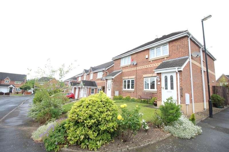 2 Bedrooms Property for sale in Woodside Close, Lees, Oldham, OL4