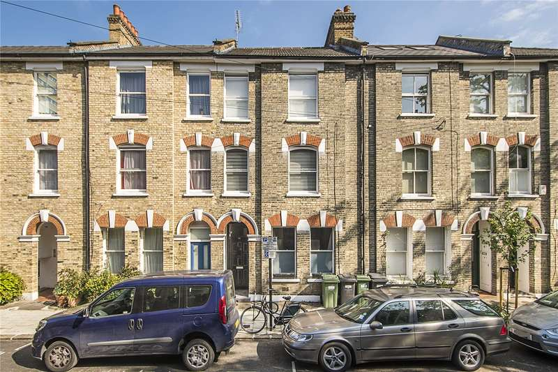 1 Bedroom Flat for sale in Bonnington Square, Vauxhall, London, SW8