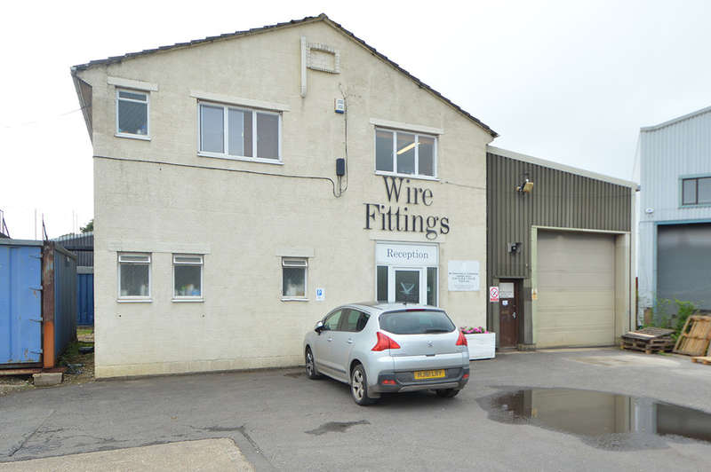 Warehouse Commercial for sale in 6 Victoria Avenue Industrial Estate, Swanage, BH19 1AU