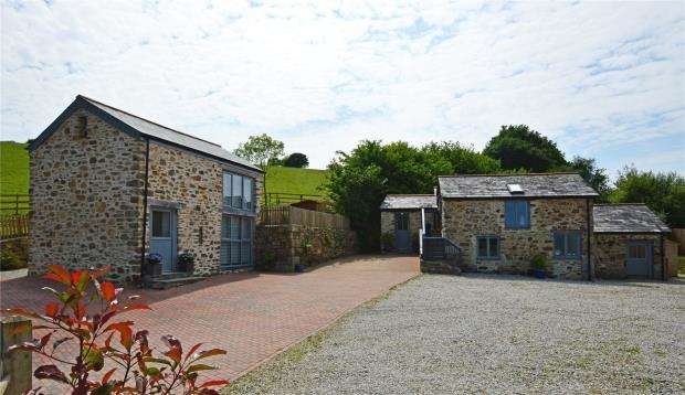 2 Bedrooms Detached House for sale in Bluebell Lane, Golberdon, Callington, Cornwall