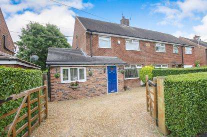 3 Bedrooms Semi Detached House for sale in Pickmere Lane, Pickmere, Cheshire, .