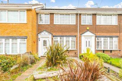 3 Bedrooms Terraced House for sale in Fordington Road, Great Sankey, Warrington, Cheshire