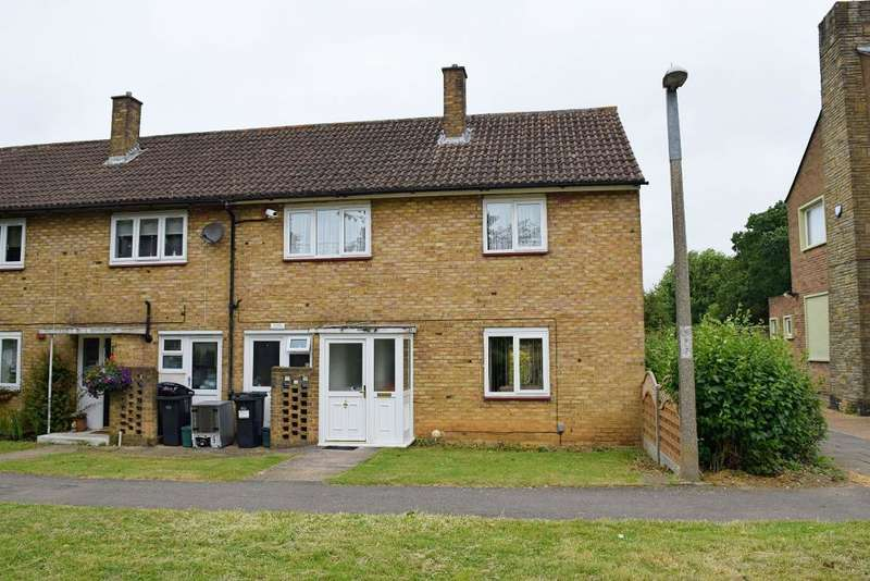 4 Bedrooms End Of Terrace House for sale in Harefield, Harlow, Essex, CM20 3EG