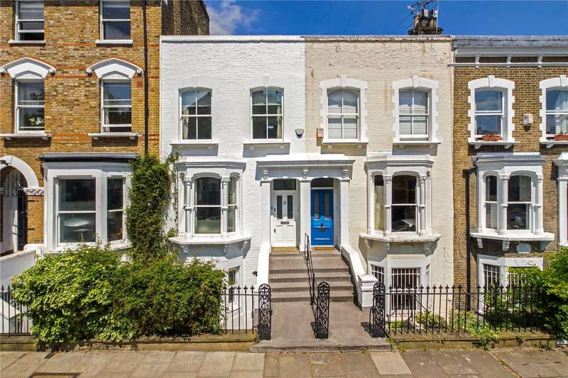 3 Bedrooms Apartment Flat for sale in Leconfield Road, London, N5