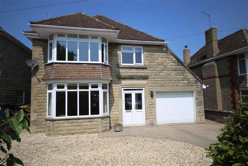 4 Bedrooms Detached House for sale in Greywethers Avenue, Lakeside, Swindon
