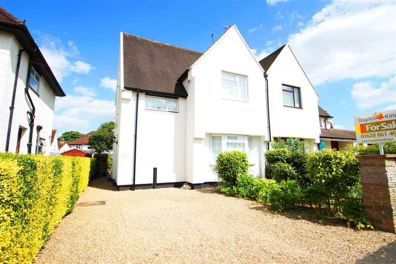 3 Bedrooms Semi Detached House for sale in Francis Way, Cippenham, Slough