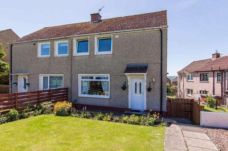 3 Bedrooms Property for sale in 116 Barleyknowe Road, Gorebridge, Midlothian, EH23 4DY