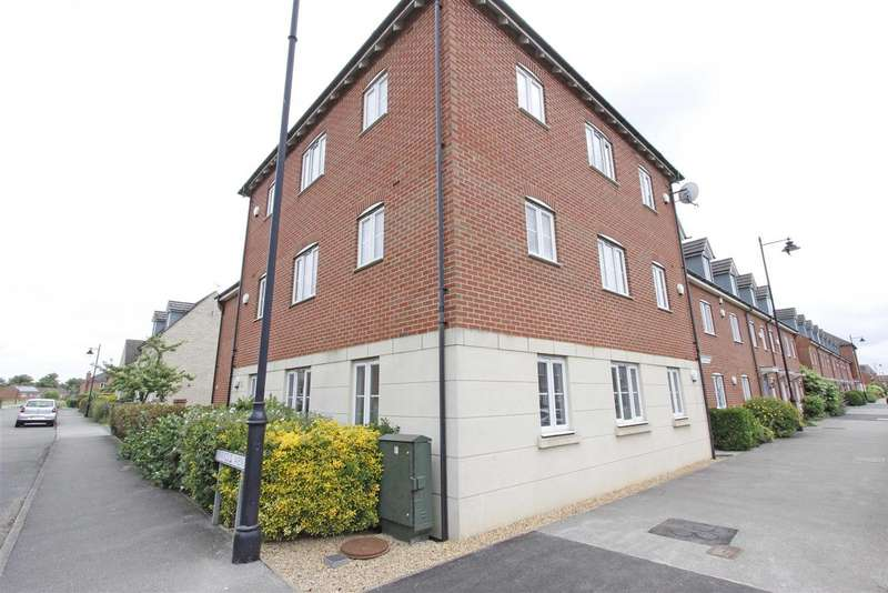 2 Bedrooms Flat for sale in The Pollards, Bourne