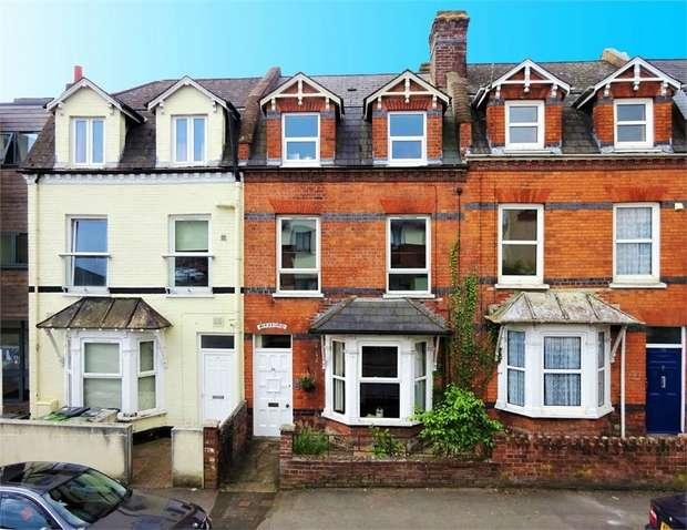 2 Bedrooms Maisonette Flat for sale in Howell Road, EXETER, Devon
