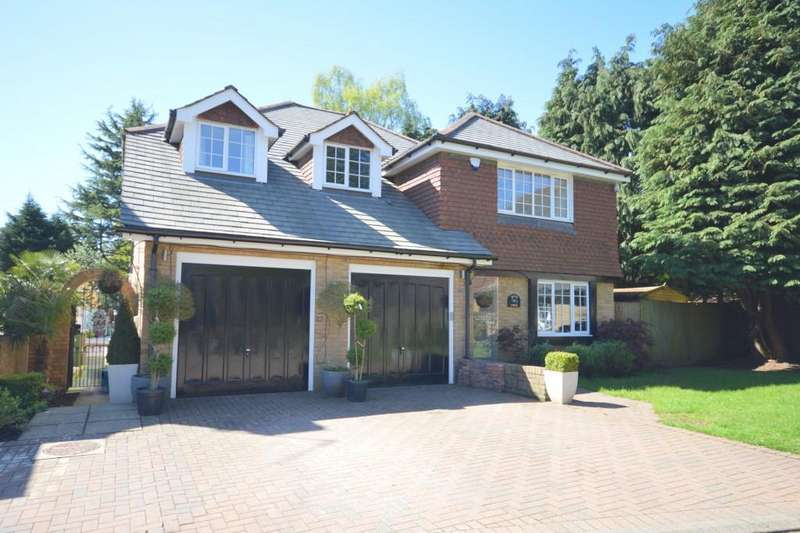 5 Bedrooms Detached House for sale in Gables Way, Banstead