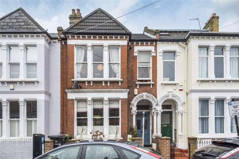 2 Bedrooms Flat for sale in Edgeley Road, London, SW4