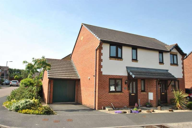 2 Bedrooms Semi Detached House for sale in Elizabeth Road, Bude