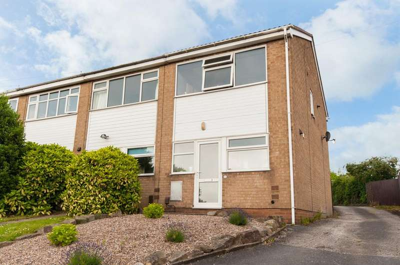 2 Bedrooms End Of Terrace House for sale in Vicarage Road, Mickleover