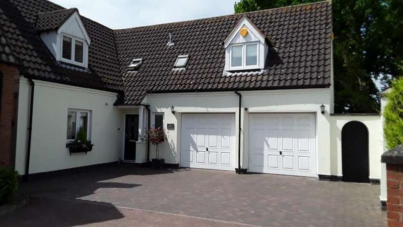 4 Bedrooms Detached House for sale in Orchard Way, Wymeswold