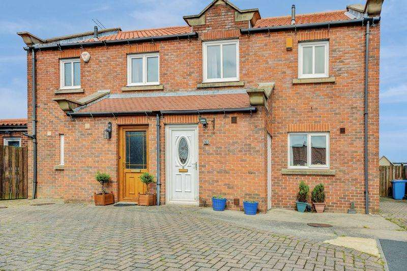 3 Bedrooms Semi Detached House for sale in Pond Farm Close, Saltburn-By-The-Sea