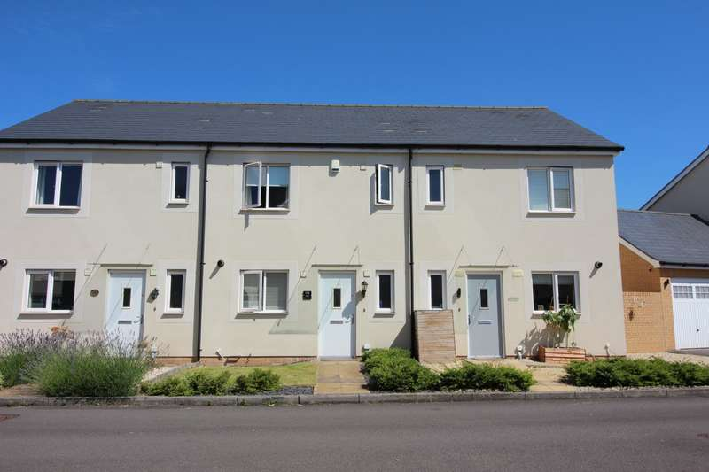3 Bedrooms Terraced House for sale in Wren Gardens, Portishead, BS20