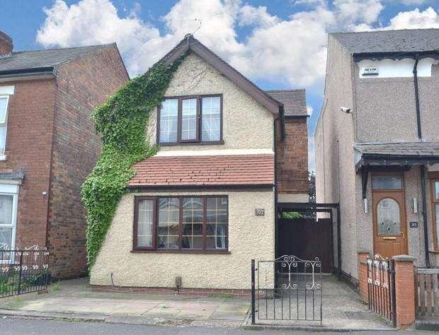 3 Bedrooms Detached House for sale in Baker Street, Alvaston, Derby, DE24