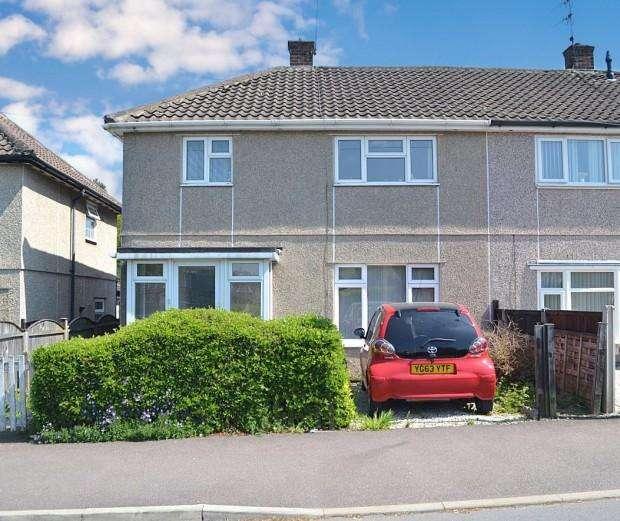 3 Bedrooms Semi Detached House for sale in Streatham Road, Mackworth, Derby, DE22