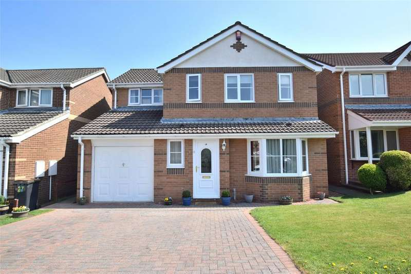 4 Bedrooms House for sale in Chester Le Street