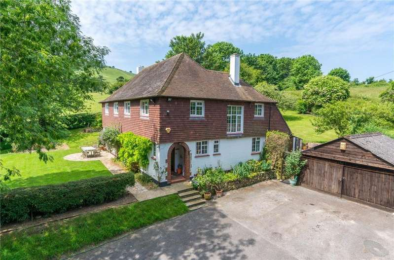 5 Bedrooms Detached House for sale in Church Lane, Kingston, Lewes, East Sussex, BN7