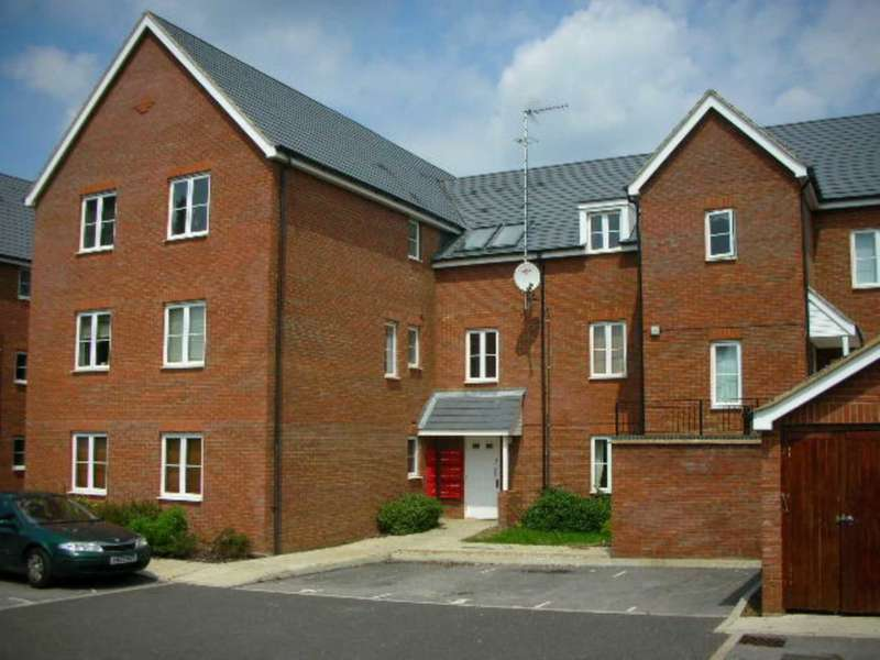 2 Bedrooms Apartment Flat for sale in Hughes Croft, Bletchley