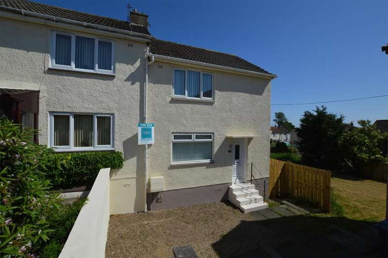 2 Bedrooms End Of Terrace House for sale in 14 Jean Armour Place, Saltcoats, KA21 6EH