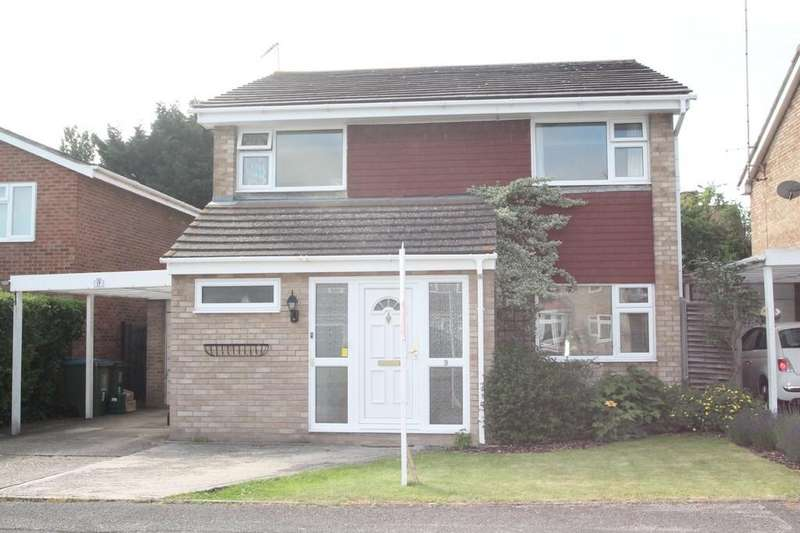 4 Bedrooms Detached House for sale in Linden End, Aylesbury