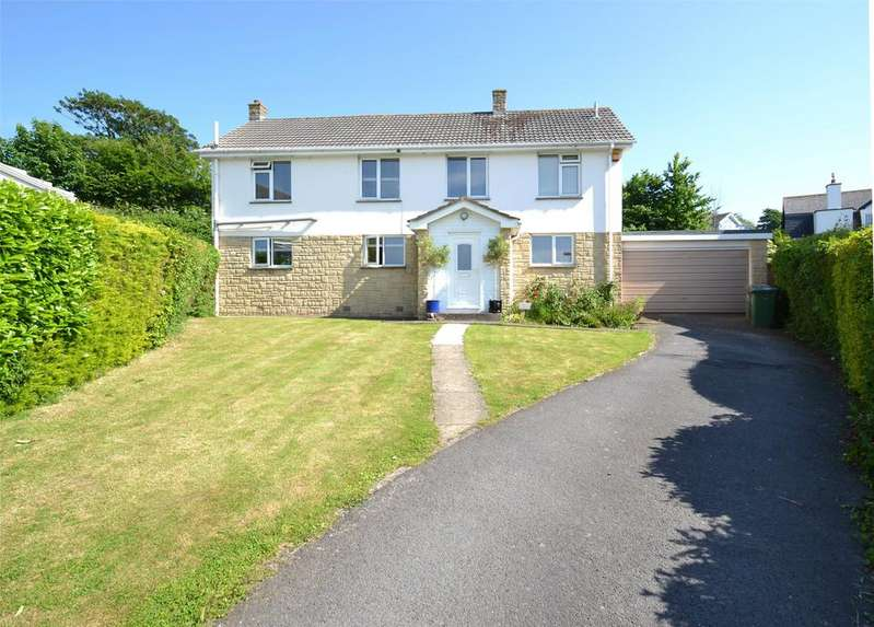 4 Bedrooms Detached House for sale in Lane End Close, Instow