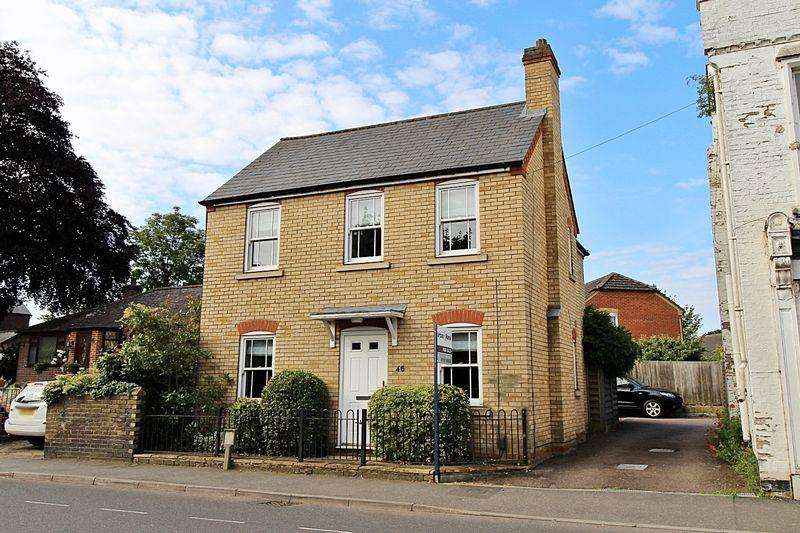 3 Bedrooms Detached House for sale in High Street, Sandy