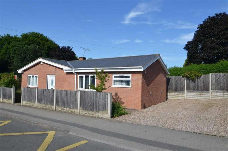 4 Bedrooms Detached Bungalow for sale in Estoril Avenue, Wigston