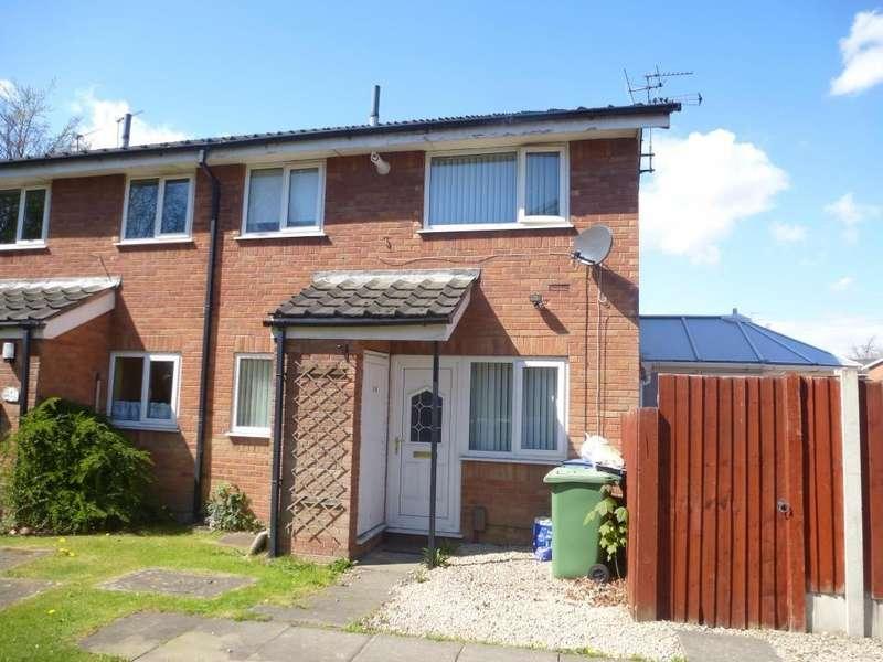1 Bedroom Semi Detached House for sale in Snowdrop Close, Runcorn