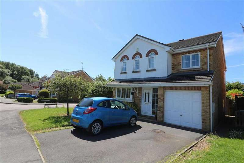 4 Bedrooms Detached House for sale in Hill Field, Oadby, Leicester