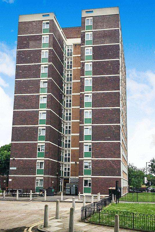 2 Bedrooms Apartment Flat for sale in Cropley Street Shoreditch N1