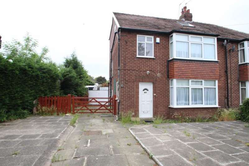 5 Bedrooms Semi Detached House for sale in BECKETTS PARK DRIVE, HEADINGLEY, LEEDS, LS6 3PB