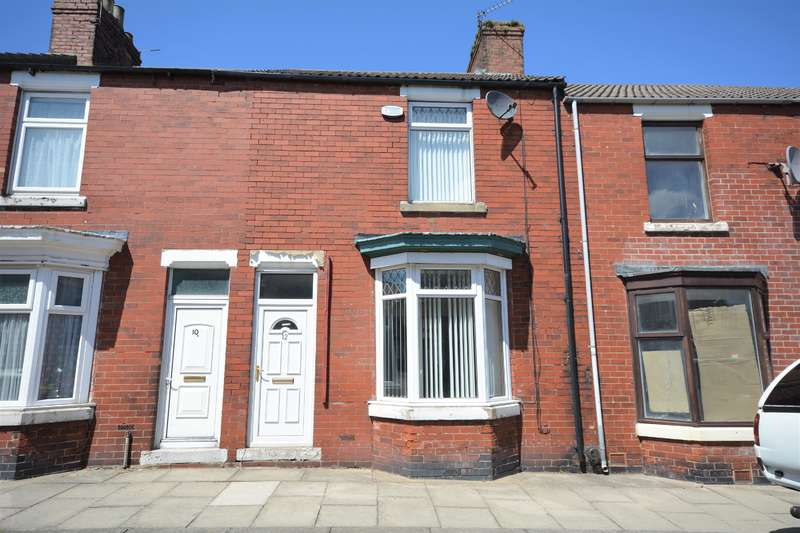 2 Bedrooms Terraced House for sale in Pearl Street, Shildon, DL4 1JB
