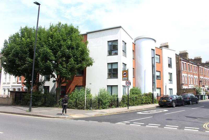 2 Bedrooms Block Of Apartments Flat for sale in Vaughan Road, Camberwell, SE5