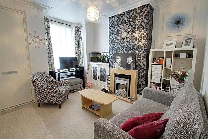 2 Bedrooms Terraced House for sale in Ivanhoe Street, Leicester