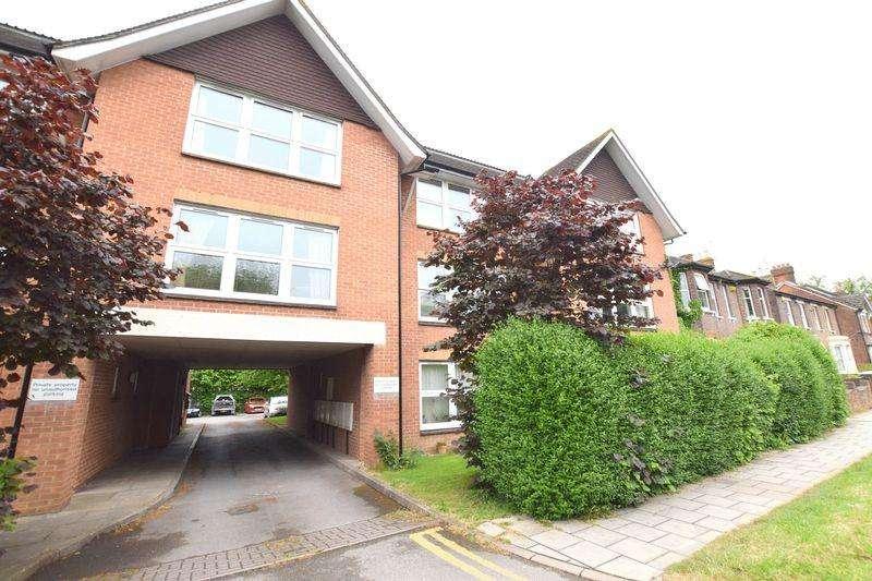 2 Bedrooms Apartment Flat for sale in Bierton Road, Aylesbury