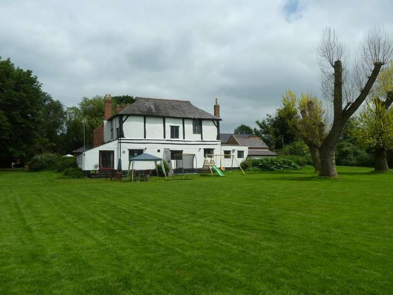 6 Bedrooms Mill Character Property for sale in Cossington, Leicestershire